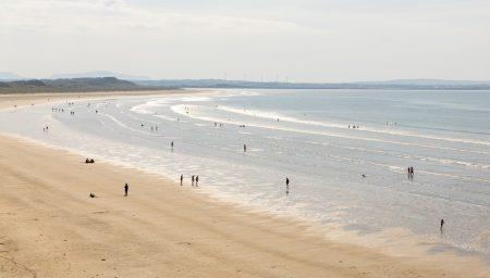 enniscrone beach